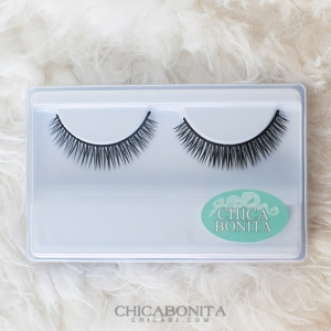 eyelashA Black (8-10mm)
