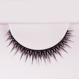 eyelash E Black (9mm)