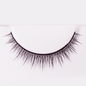 eyelash D Black (9mm)